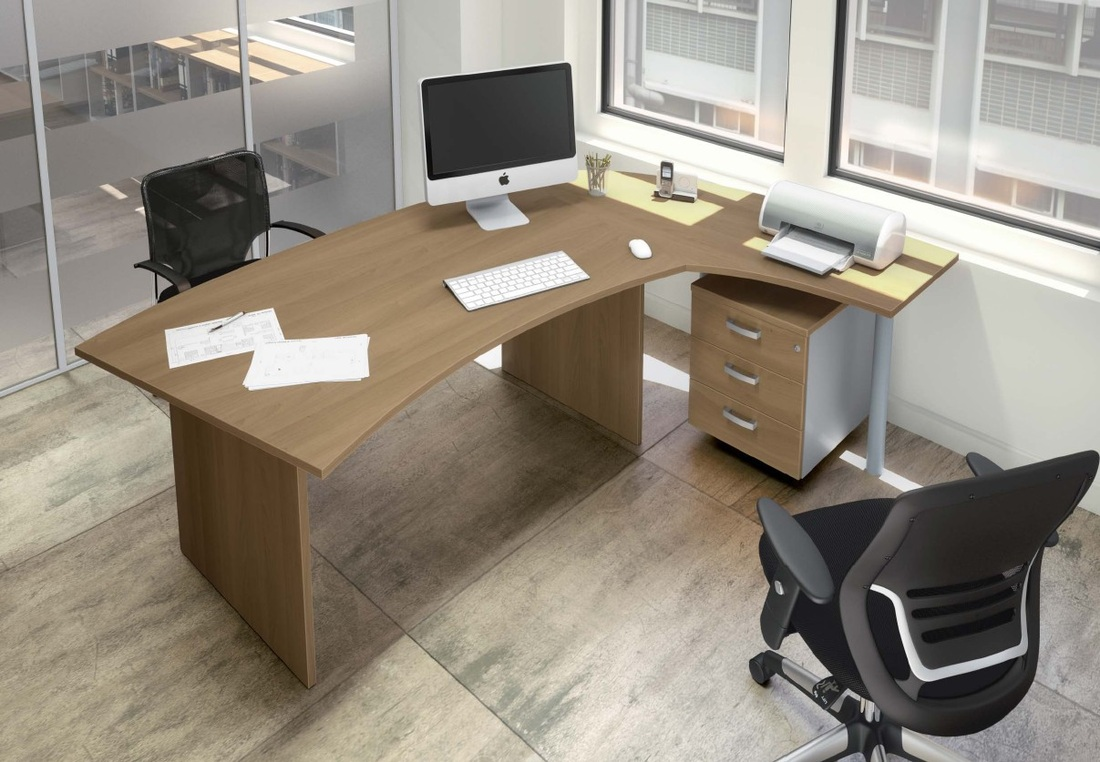 Image D Un Bureau De Travail bureaux d'angles : meilleur intégration des les locaux de
